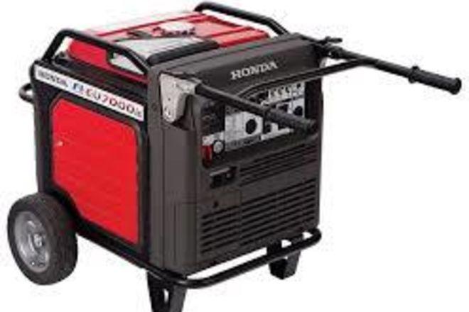 Honda 7000w Generator