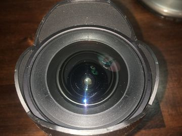 Rokinon 14mm f/2.8 Super Wide Angle Manual Focus Lens