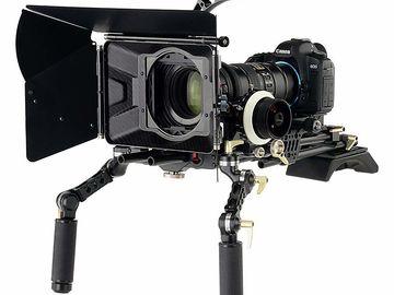 Fotodiox WonderRig Ultra, Premium Professional Video Rig