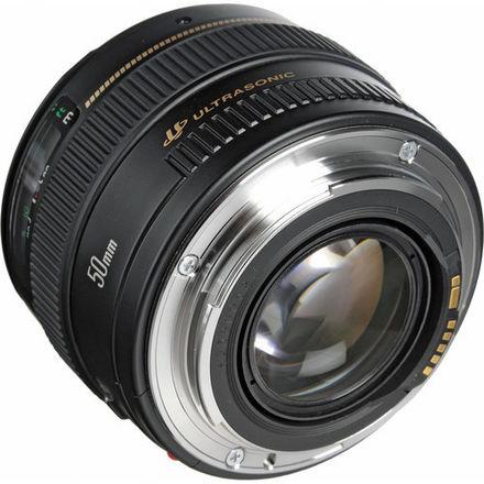 Canon EF 50mm f/1.4 USM DSLR (2 of 3)