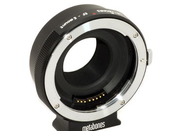 Metabones Canon EF Lens to Sony E Mount Smart Adapter Mk ii