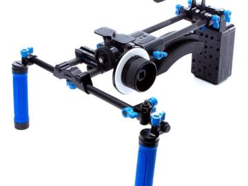 Rent: Redrock ultra eyeSpy Shoulder Mount Rig