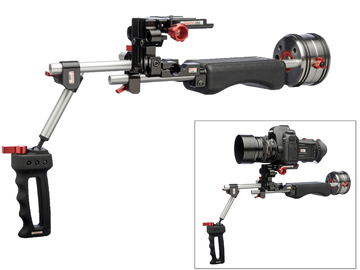 Rent: Zacuto Fast Draw Hand Held Rig