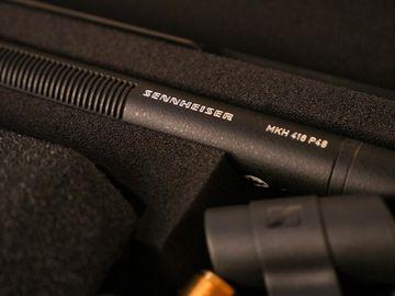 Sennheiser MKH 416 kit w/ boom pole