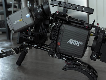 ARRI Alexa Mini Bundle (Teradek, Small HD, Tilta Nucleus M)