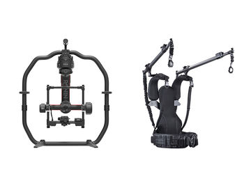 DJI Ronin 2 Pro with Ready Rig GS + ProArm Kit with case