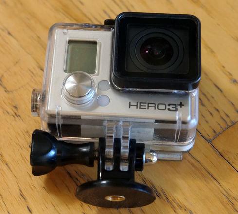 GoPro HERO3+ Black Kit
