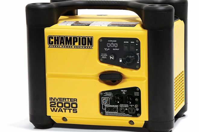 Champion 2000w Inverter Generator w/ Gas Can