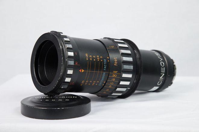 Cineovision 100mm Macro PL Lens
