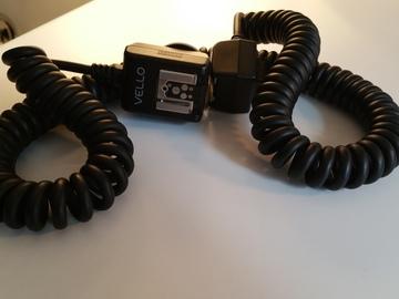 Rent: Off Camera TTL Flash Cord 6 Ft