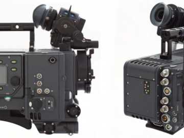 ARRI ALEXA PLUS PACKAGE, ANAMORPHIC AND HIGH SPEED LICENSE