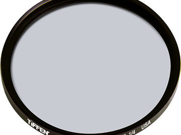 Rent: Tiffen 82mm Black Pro-Mist 1/4 Filter