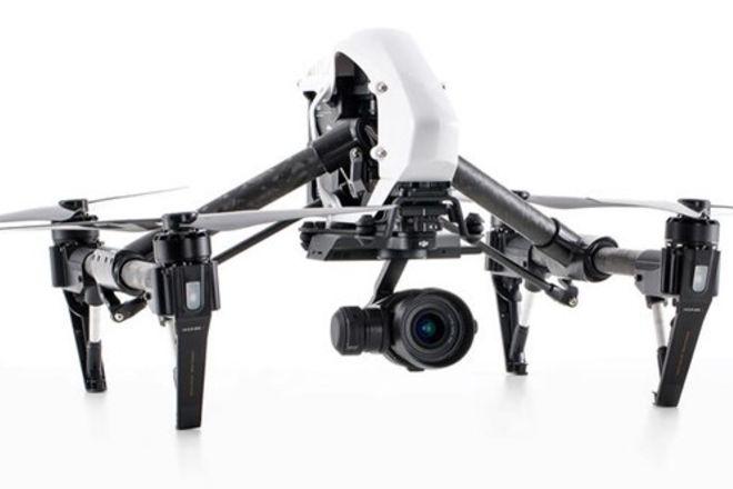 DJI Inspire 1 RAW (camera rents separately)