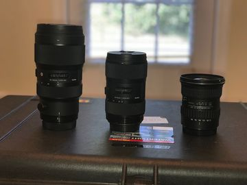 Lens Kit For All Needs