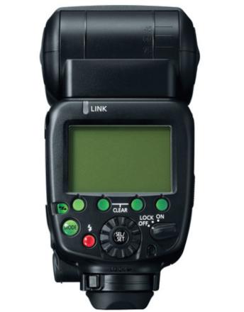 Canon 600 EXRT Flash Unit