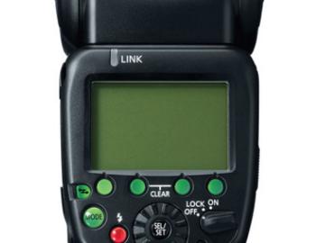 Rent: Canon 600 EXRT Flash Unit