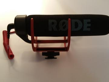 Rent: Rode VideoMic GO