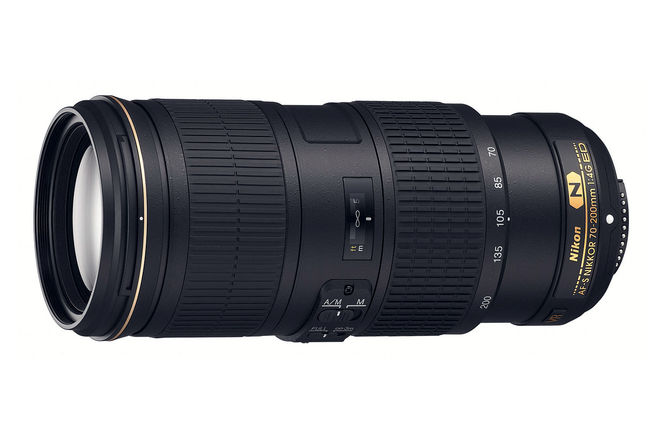 Nikon AF-S Nikkor 70-200mm f/4 ED VR