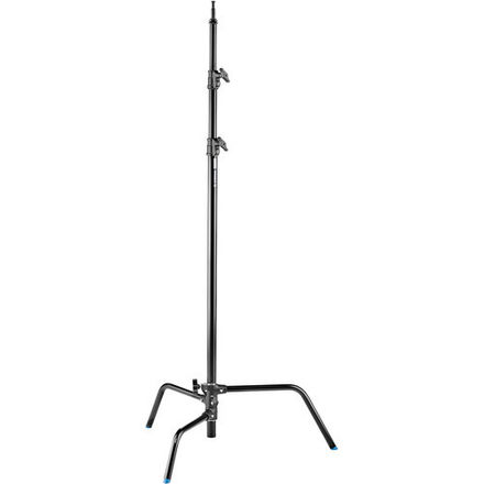 Avenger Turtle Base C-Stand (Black) with Grip head (5x)
