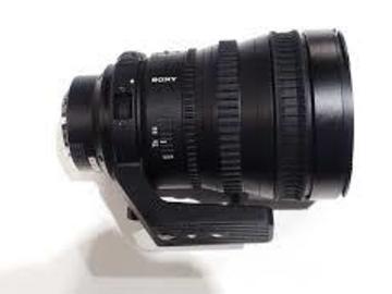Rent: Sony 28-135mm zoom Sony Mount