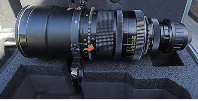 Cooke 20-100 T4 zoom