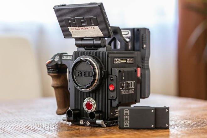 RED Camera (Raven)