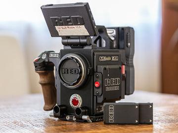 Rent: RED Camera (Raven)