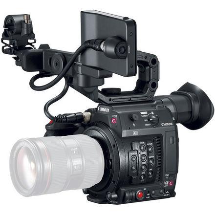 Canon c200 (4k) Kit - w/ Lens