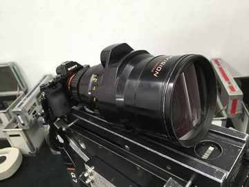 Rent: Sony E mount to Panavison PV mount