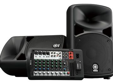 Yamaha Stagepas 600BT, portable PA system