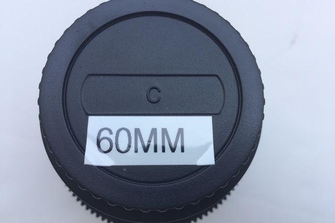 Leica-R 60mm (MACRO) Prime