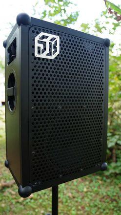 Soundboks 2 - Battery Powered Bluetooth Speaker w/ stand