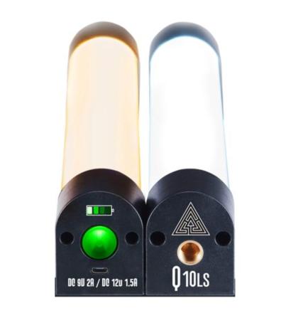 "Quasar Science Q10LS 12"" Battery Powered LED Lamp"