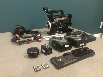 Rent: Sony FS7 - Base Package