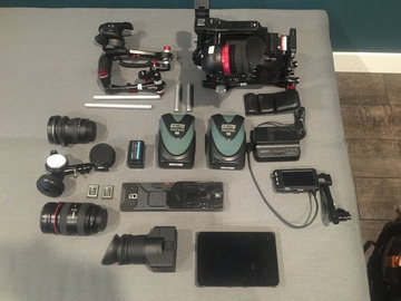 Rent: Sony FS7 - Ready to Shoot Package + Awesome Graticule Eye!!!