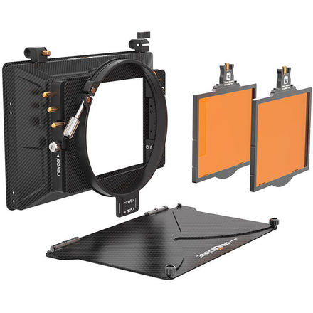 Bright Tangerine Misfit Matte Box Kit