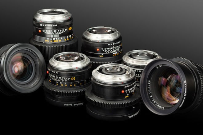 Leica R Cine-Mod EF Primes