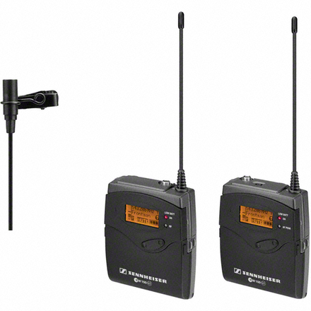 Sennheiser ew 100 ENG G3 Wireless Lavalier Mic Kit (1 of 6)