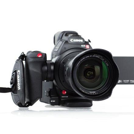 Canon EOS C100 Mark II Cinema EOS Camera w/ Dual Pixel CMOS