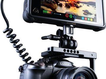 Rent: Panasonic GH5 with Atomos Ninja Inferno & 12-35mm 2.8 lens
