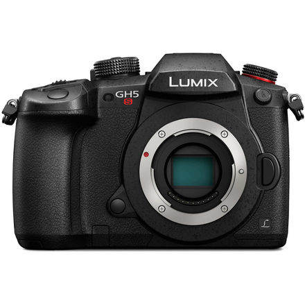 Panasonic Lumix DC-GH5S Digital Camera with lens and more