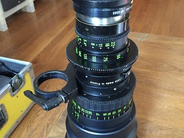 Rent: Angenieux  25-250mm T3.5 HR PL cine zoom lens