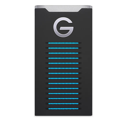 1TB GTechnology G-DRIVE R-Series USB 3.1 Type-C mobile SSD