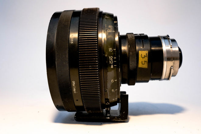 35mm Lomo Round Front Anamorphic 2.4