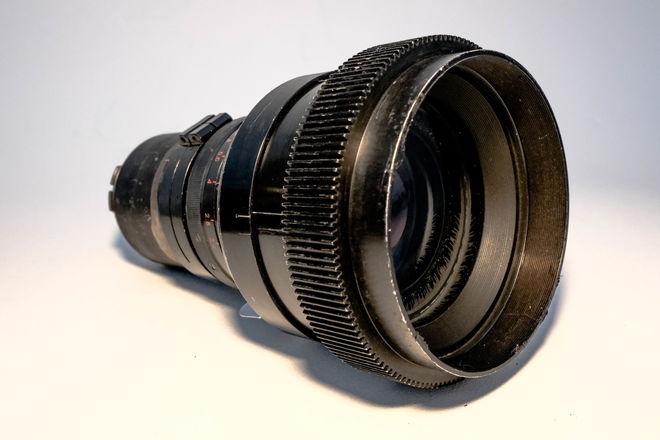 75mm  Lomo RoundFront Anamorphic