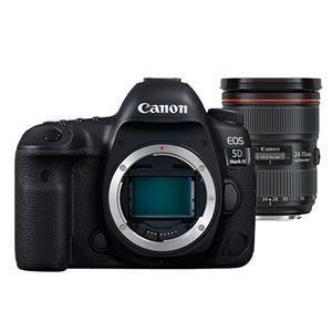 Canon EOS 5D Mark IV Kit with Prime lenses