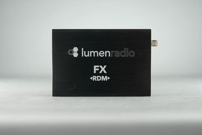 LumenRadio CRMX Nova FX RDM Single Universe RDM Flex Unit