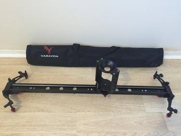 Rent: Varavon V800 Slider w/ 75mm half ball riser