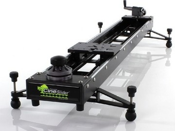Rent: 5 Foot Kessler Cine SLIDER w/feet & hi-hat