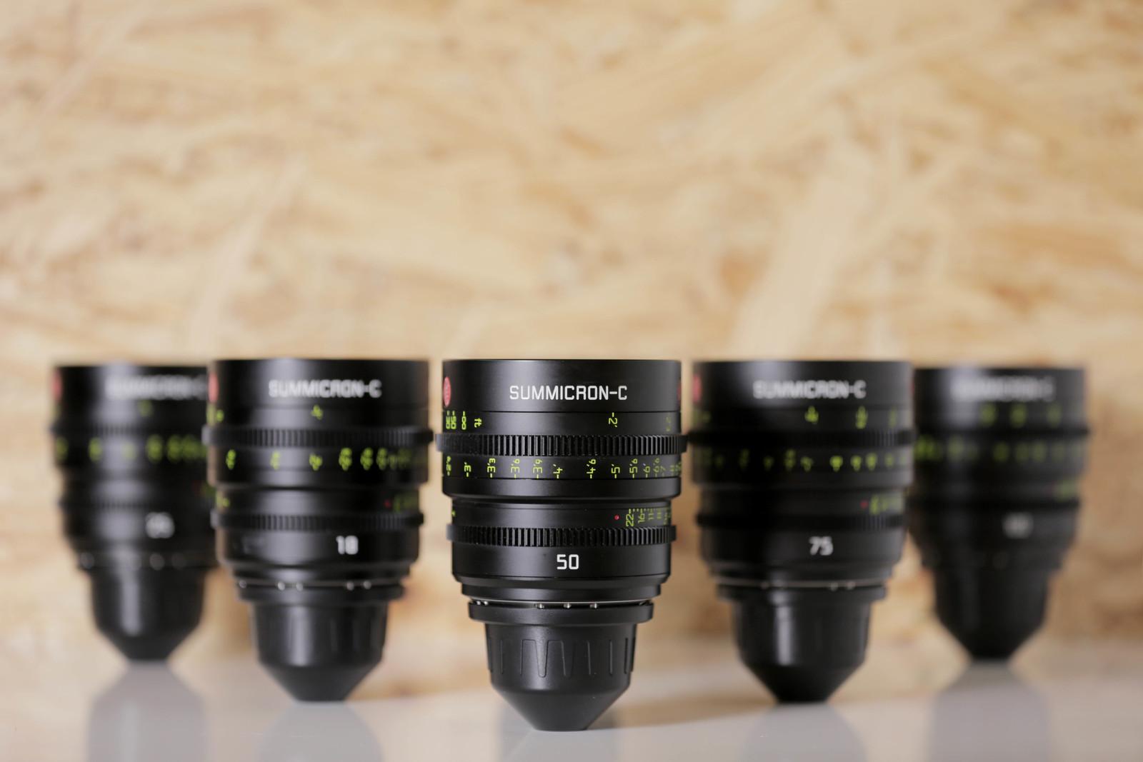 Rent a Leica Summicron-C T2 0 Lens Set, Best Prices | ShareGrid Los Angeles